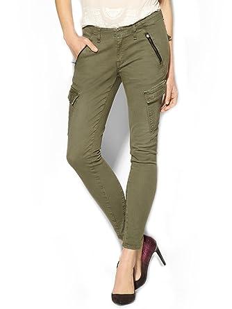 09f1f8241d9 Rag & Bone Women's Cargo Skinny Pants, Dist Army (30) at Amazon ...