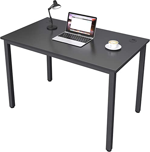 It's_Organized Study Computer Desk 39″ Home Office Small Writing Desk,Student Study Desk