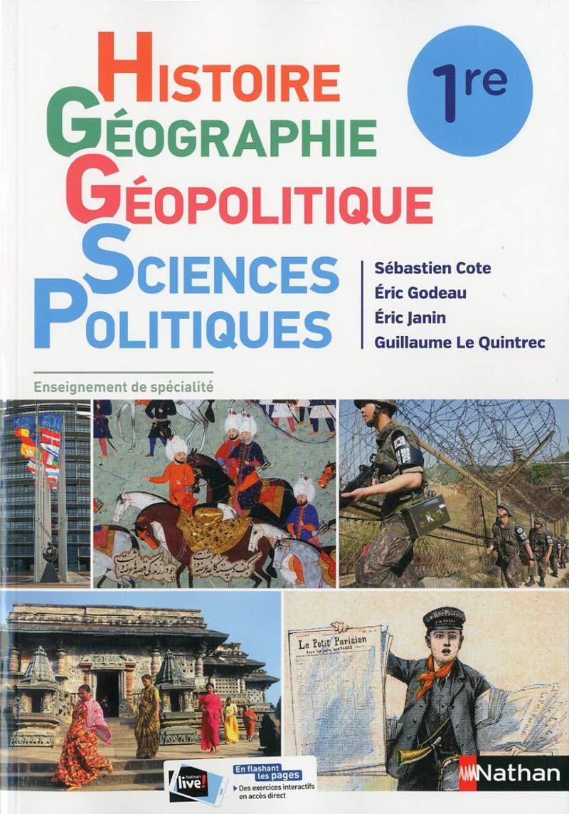 Histoire Geographie Geopolitique Sciences Politiques
