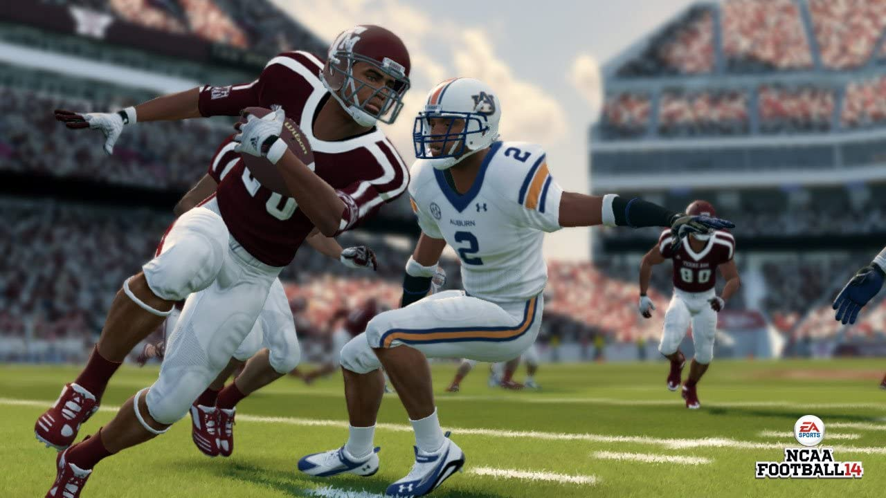 Amazon com: NCAA Football 14 - Playstation 3: Video Games