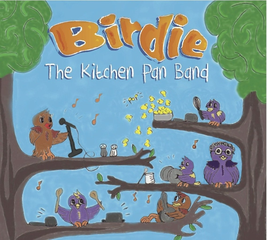 Birdie - Kitchen Pan Band - Amazon.com Music