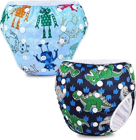 Wet Bag baby nappy bag swimming cloth nappies reusable Red Dinasour swim bag