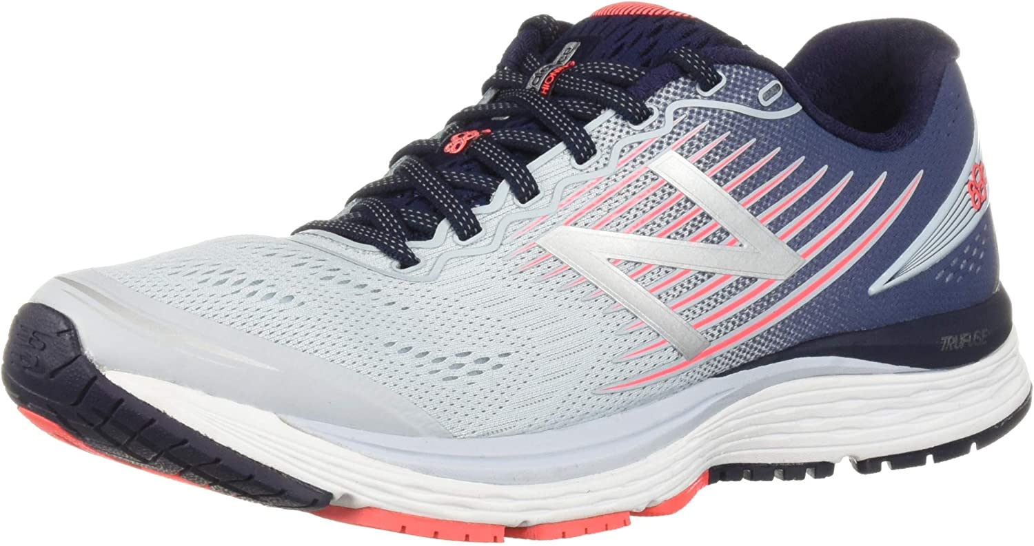 New Balance Women's 880v8 Running Shoe, Blue, size 11B