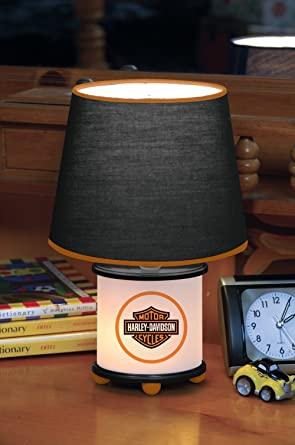 13 harley davidson motorcycle multi function table lamp desk 13quot harley davidson motorcycle multi function table lamp audiocablefo