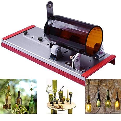 Cortador de botellas de vino de cristal, máquina de cortar ...
