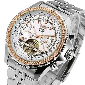 Jargar Mens Mechanical Watch