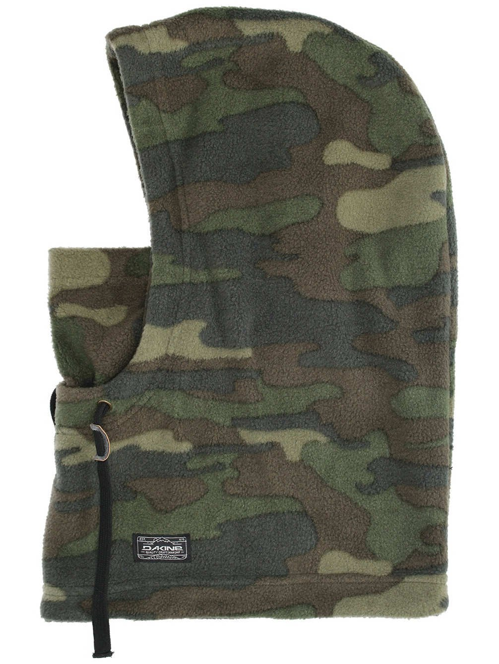 Dakine Men's Hunter Balaclava, Camo, OS