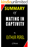 Summary of Mating in Captivity by Esther Perel