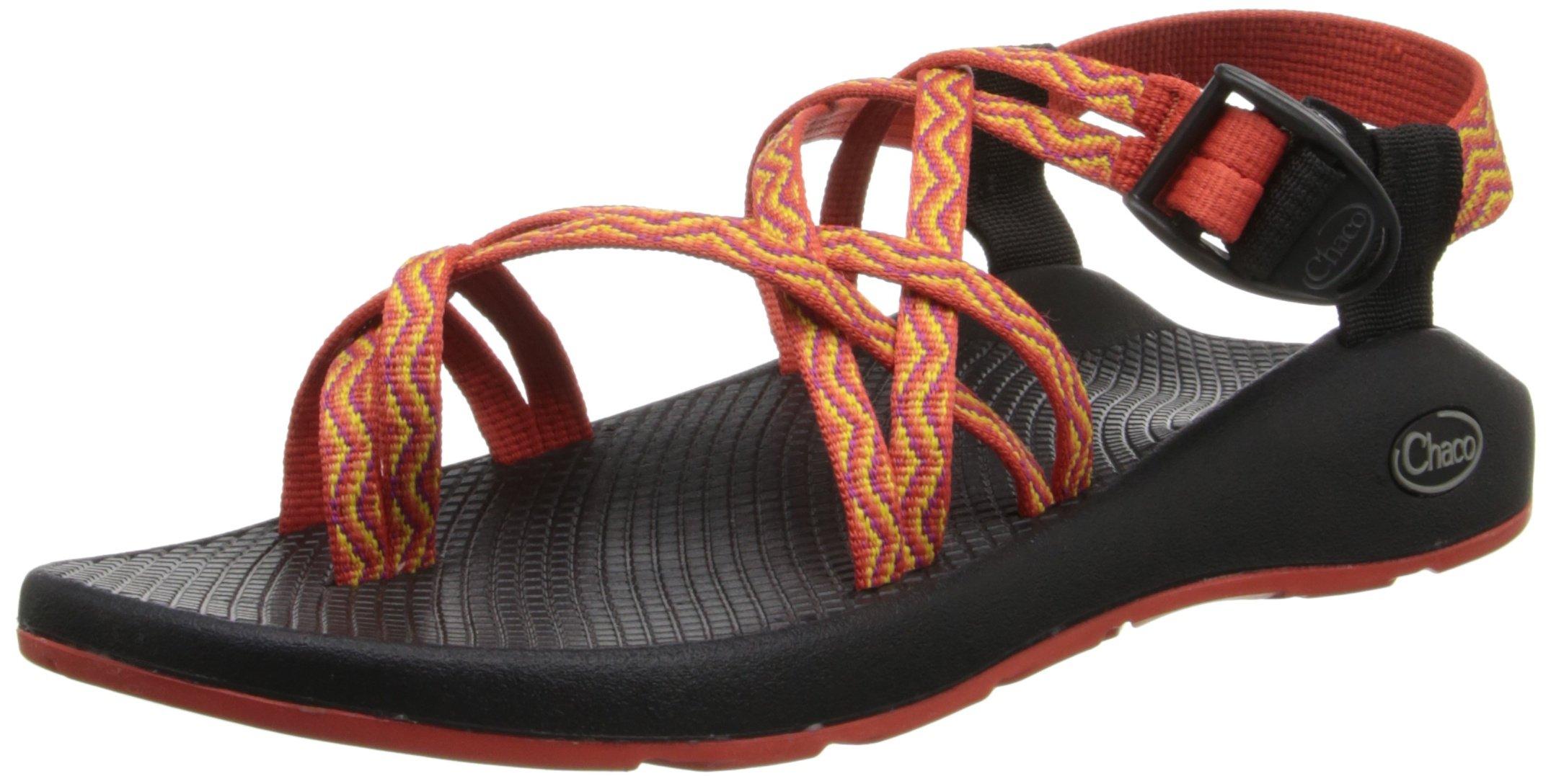 Chaco Women's ZX/2 Yampa Sandal,Rainbow,6 B US