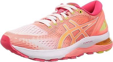 ASICS Gel-Nimbus 21, Zapatillas de Running Mujer: Amazon.es: Zapatos y  complementos