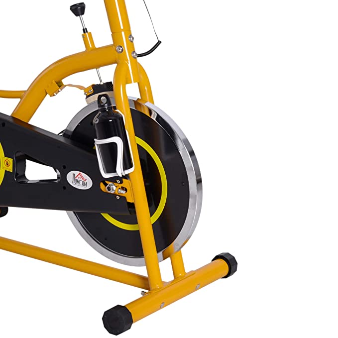 Bicicleta Estatica Bici Fitness Spinning MAX 120 Kg Pantalla LED ...