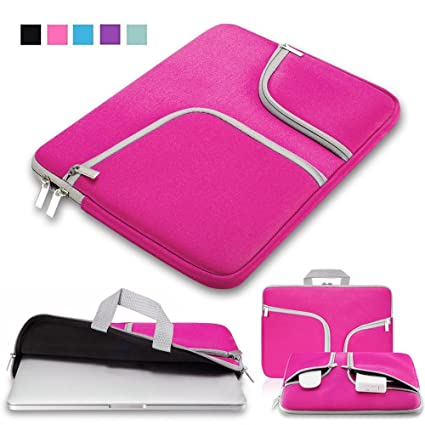 """Soft Sleeve Case Cover Pounch For 11/"""" 11.6/"""" 12.1/"""" 12.5/"""" 13.3/"""" 15/"""" 15.6/"""" LAPTOP"""
