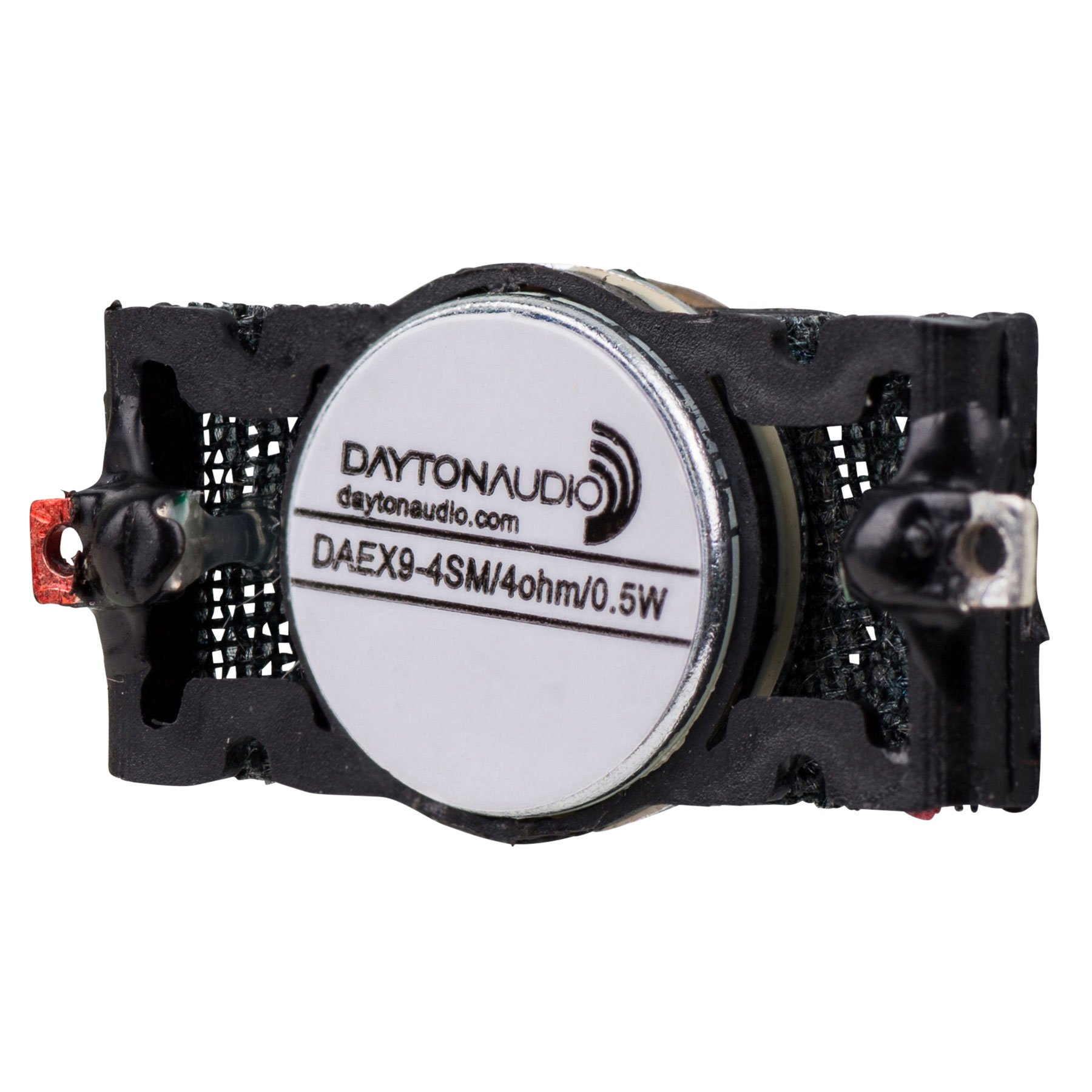 Dayton Audio DAEX-9-4SM Skinny Mini Exciter Audio and Haptic Feedback 9mm 1W 4 Ohm
