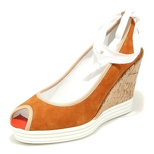 19088 sandali donna HOGAN REBEL scarpa scarpe sandalo donna shoes women