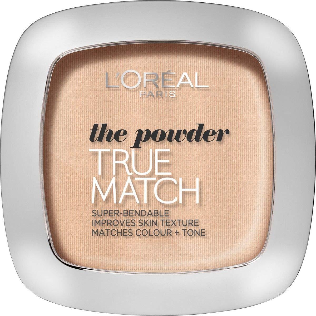 L'Oreal Paris True Match Powder, C1 Rose Ivory