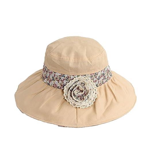 e540b070c5f31 Attack Anti-UV Sunscreen Folding Beach Hat Big Hat Cooler Cap Summer Travel