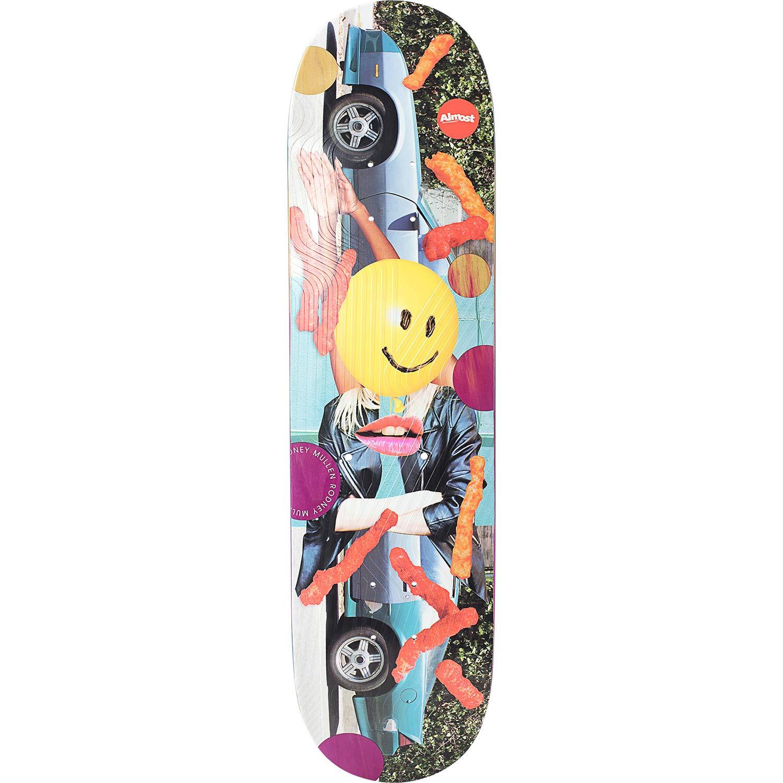 Almost Skateboards Rodney Mullen Nonsense スケートボードデッキ 樹脂-7-8.12インチ x 32.1インチ