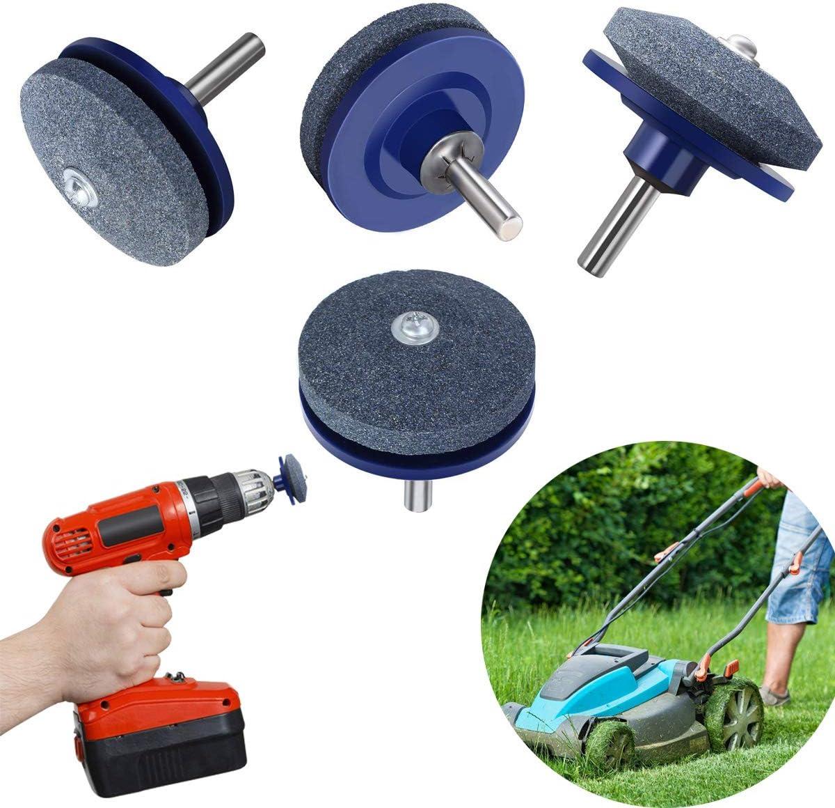 Axes Shears Spades Lawn Mower Blade Sharpener Garden Tools Lawn-Edgers 1PCS for Rotary Lawn Mower