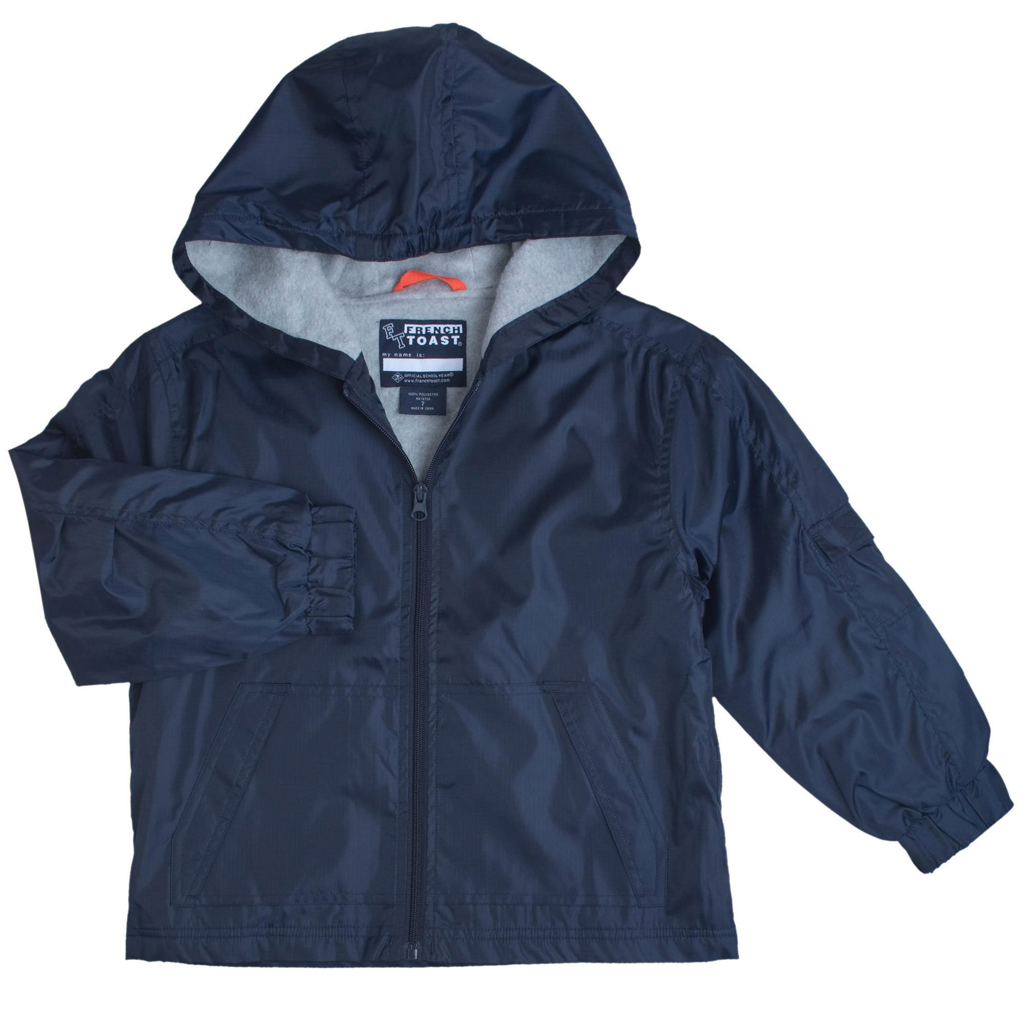 French Toast Big Boys' Transitional Jacket (Navy 8)