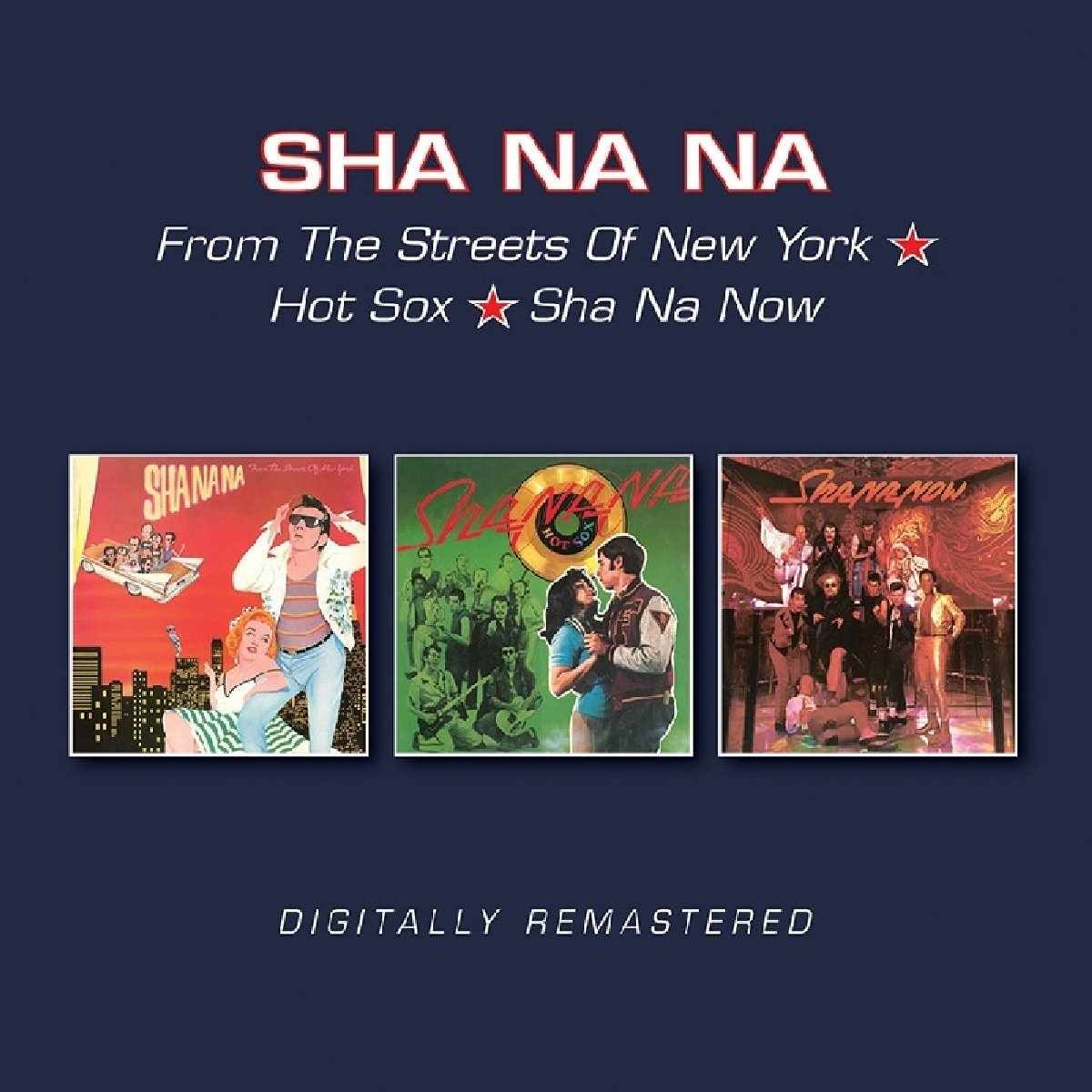 From The Streets Of New York Hot Sox Sha Na Now