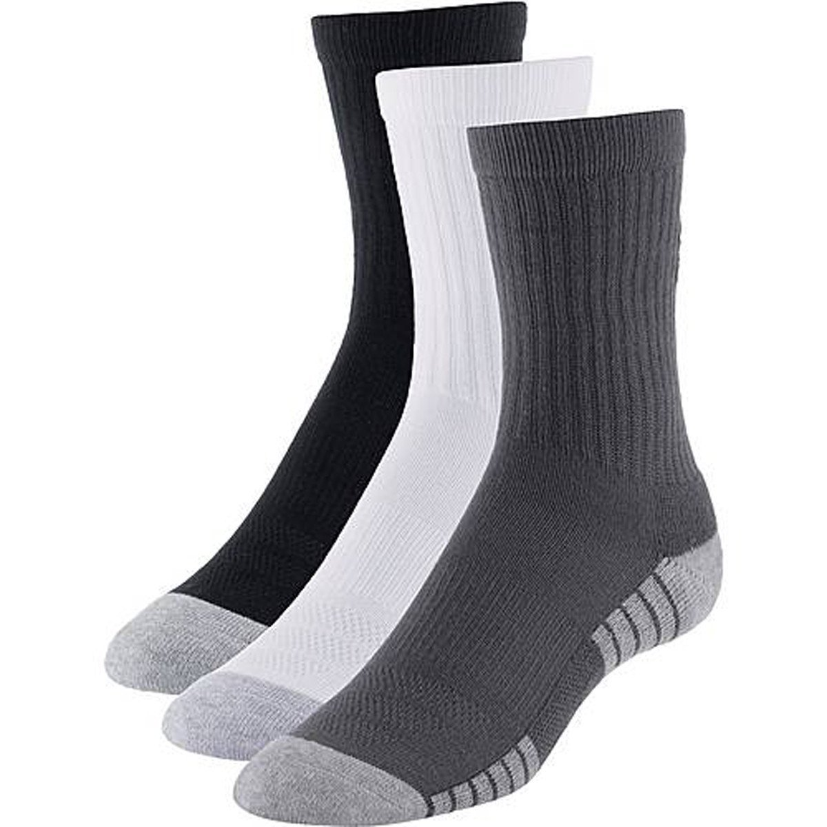 Heatgear Tech Crew 3Pk Unisex Socks Under Armour 1312341