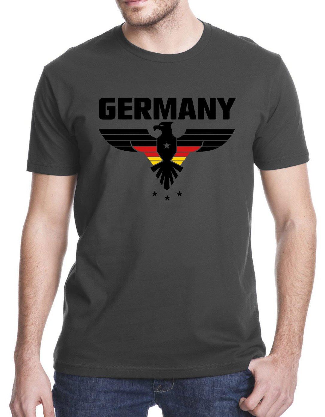 Germany Eagle T Shirt 8697