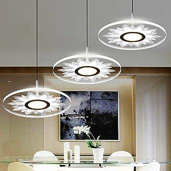 Lámpara minimalista moderna / Lámpara colgante / Lámpara de ...