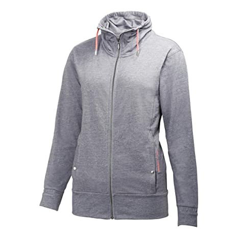 Amazon.com: Helly Hansen Bliss FZ chaqueta de punto Womens ...