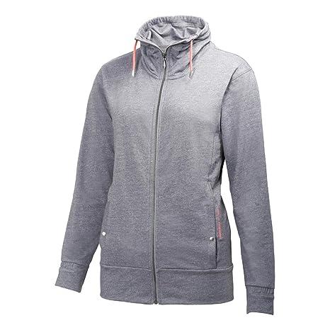 Amazon.com: Helly Hansen Bliss FZ chaqueta de punto Womens ...