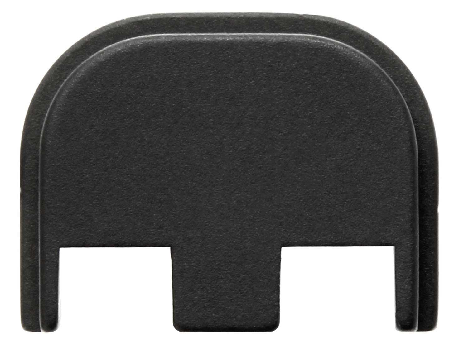 for Glock Gen 5 Back Plate 9mm 17 19 19x 26 34 45 Black NDZ - Choose Your Design