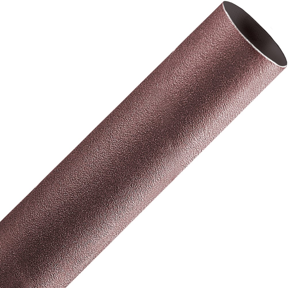 A&H Abrasives 955084, 50-Pack,''abrasives, Sanding Sleeves, Aluminum Oxide, (j-Weight), Pump Sleeves'', 1-1/8x6 Aluminum Oxide 220j Pump Sander Sleeve