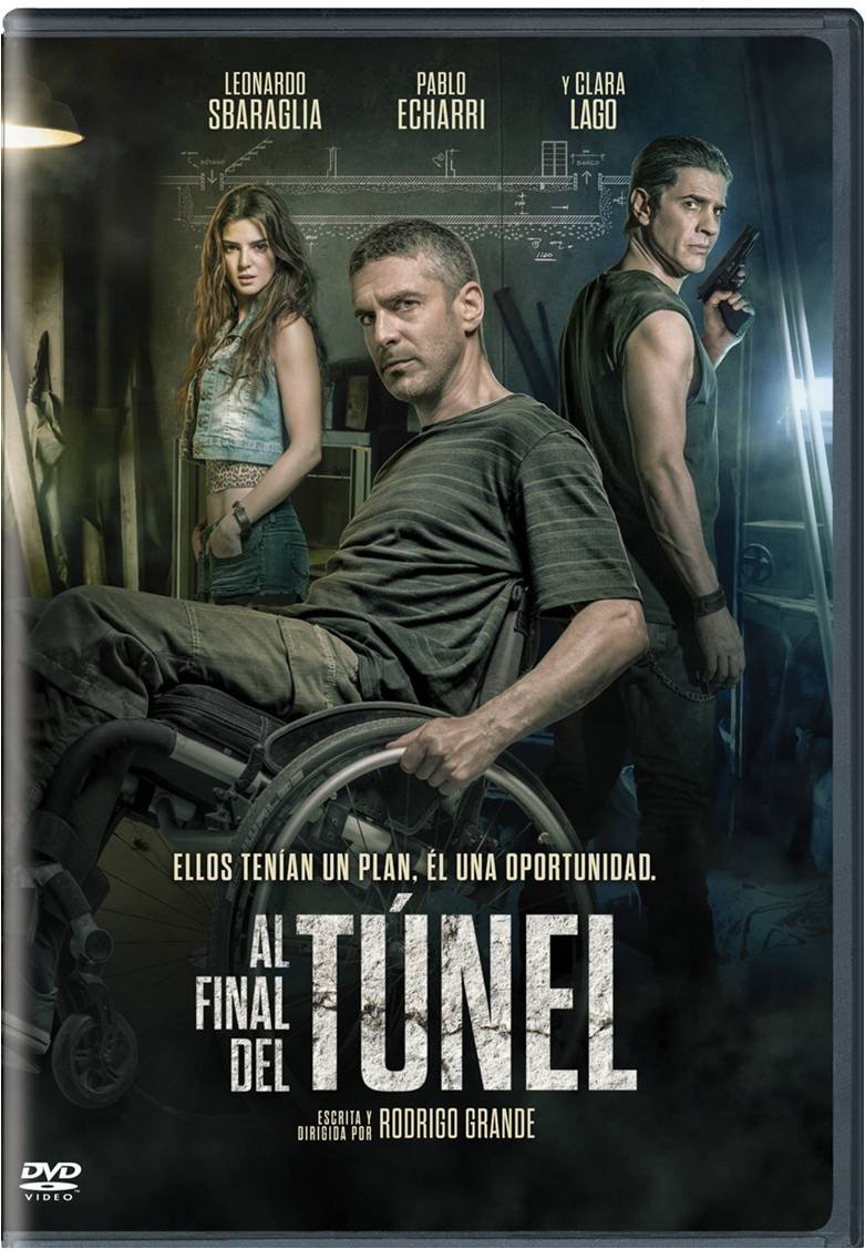 Amazon.com: Al Final Del Tunel DVD Region 1 / 4 (Spanish Audio / Portuguese Subtitles): Leonardo Sbaraglia, Pablo Echarri, Clara Lago, Rodrigo Grande: ...