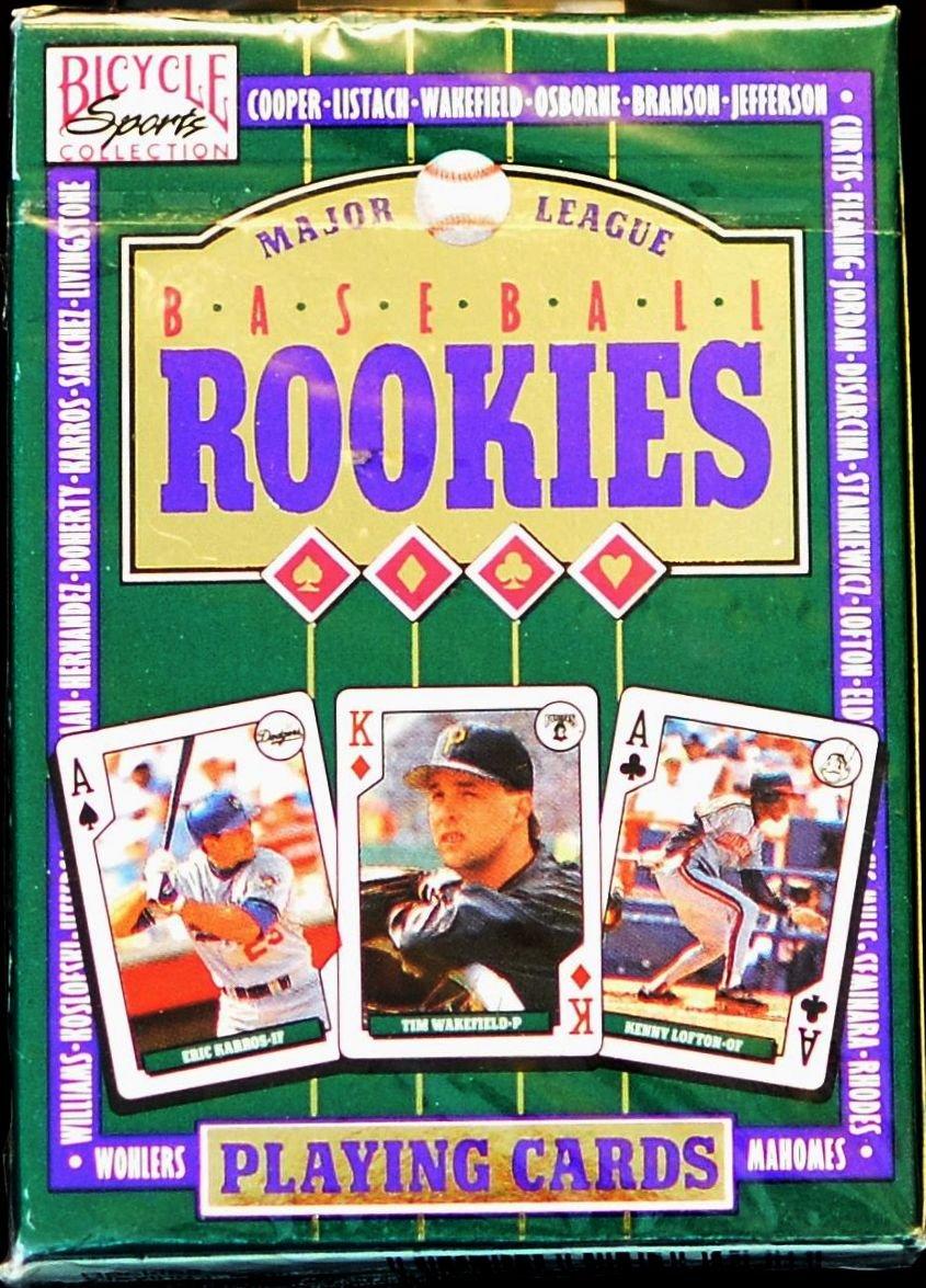 Amazon.com: Major League Baseball Rookie Juego de cartas ...