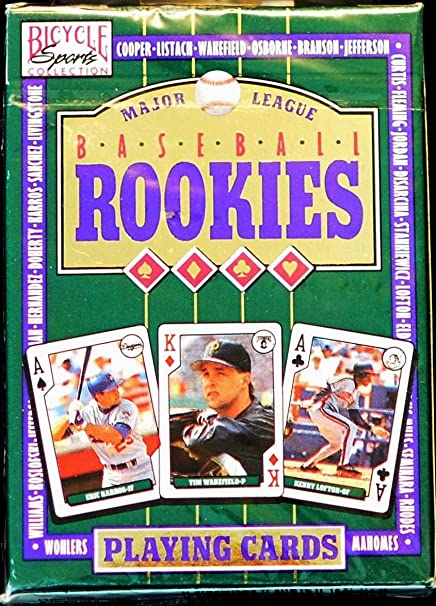 Amazon.com: Major League Baseball Rookie Juego de cartas ...