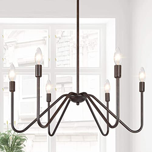 LNC Farmhouse Chandelier