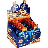 Energy Up Gel Cafeína Sabor Naranja. Con plus de sodio. Energía inmediata