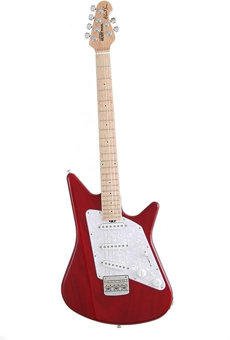 Ernie Ball música hombre Albert Lee Hardtail guitarra eléctrica ...