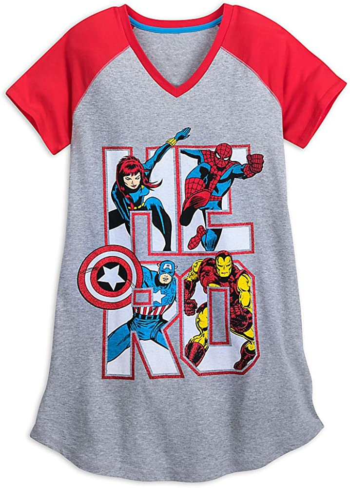 Marvel Comics Nightshirt for Women