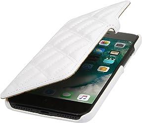 StilGut Book Type avec Clip, Housse iPhone 8 Plus & iPhone 7 Plus en Cuir. Etui de Protection à Ouverture latérale pour iPhone 8 Plus & iPhone 7 Plus (5,5 Pouces)