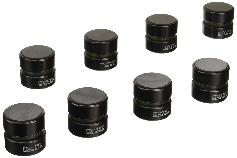 DMSD 50 デカップラー (インシュレーター) 8個1組 ブラック [国内正規品]   B0779X1WLL