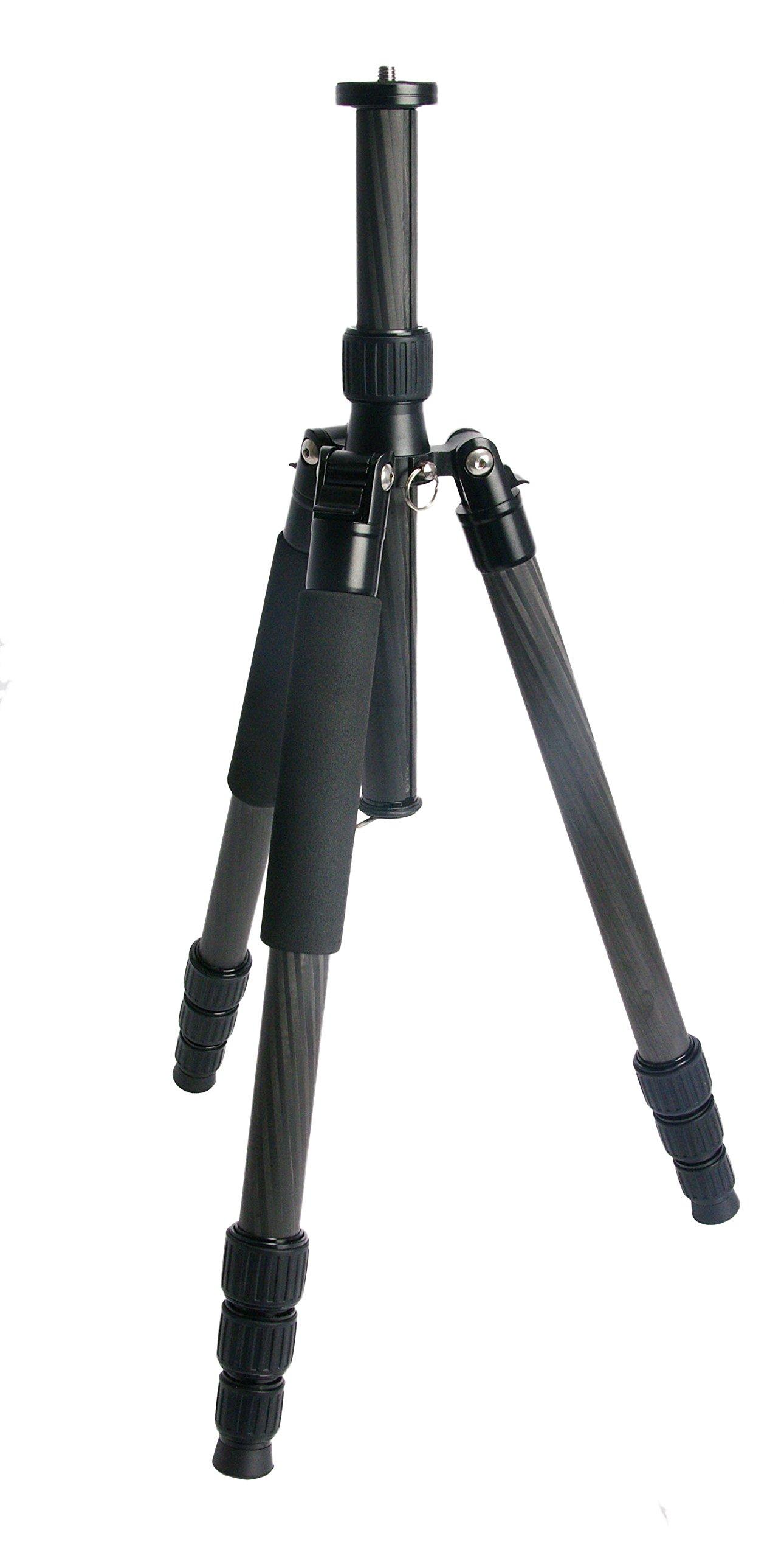 TERRA FIRMA TRIPODS T-CF450 Carbon Fiber 4 Section Tripod Leg Set, Black by TERRA FIRMA TRIPODS (Image #14)