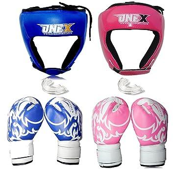 Kids Children Boxing Gloves Multi-Color Little Training Kids Boxing Gloves Uylj