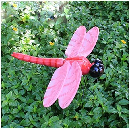Yang baby Mariposa en Juego al Aire Libre Patio plantador de la Maceta del jardín de la Cama Decoración Mariposas del árbol de Navidad (Color : 5): Amazon.es: Hogar