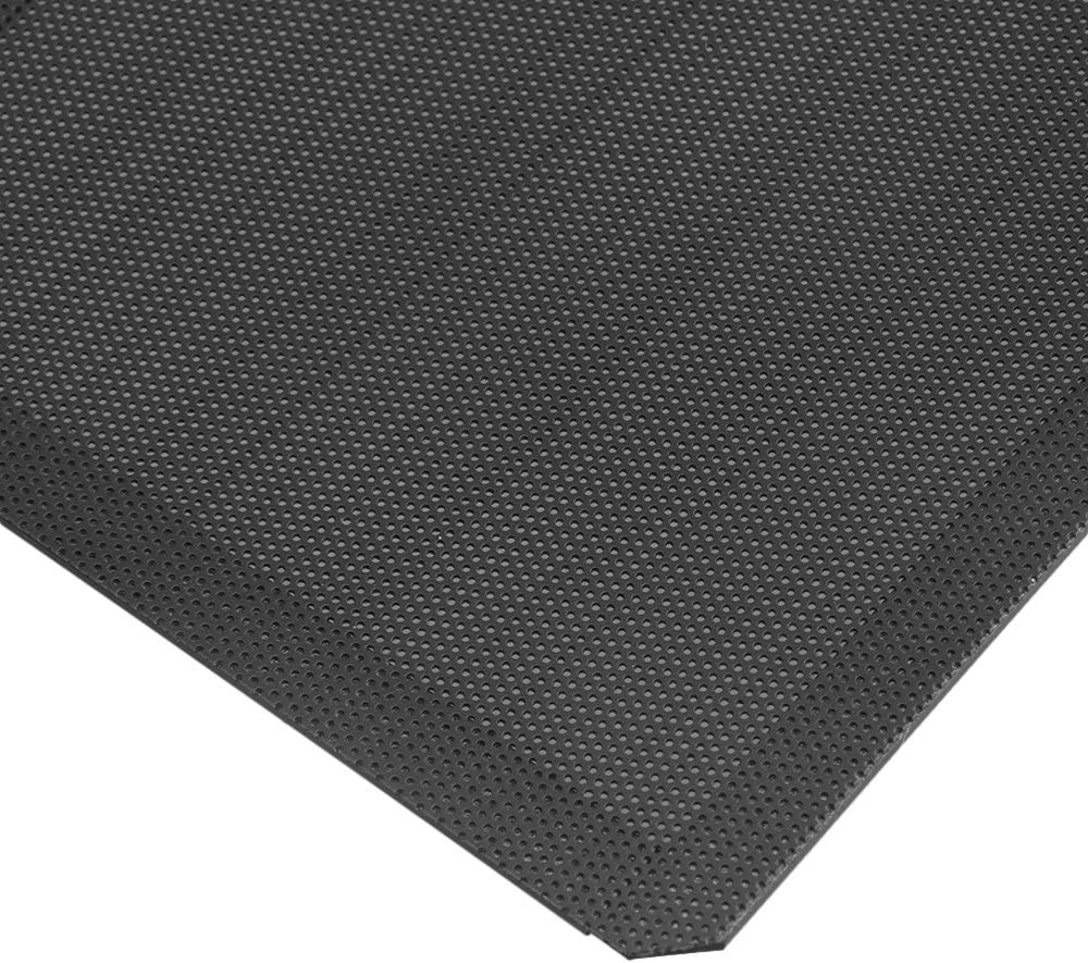 Yibuy 5 Pcs PC Computer Magnetic Fine Fan Filter Mesh Strainer 24cm in Width