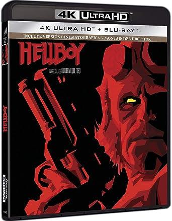 Hellboy (4K UHD + BD) [Blu-ray]: Amazon.es: Ron Perlman, Doug ...
