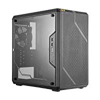 Cooler Master MasterBox Q300L TUF Gaming Alliance Edition Micro-ATX Tower with TUF...