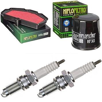 Pamoto Filtro de aire filtro de aceite bujías Vulcan 650 S ...