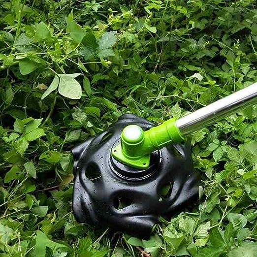 Chen0-super - Cabezal de desbrozadora de 24 cm, cuchilla de ...