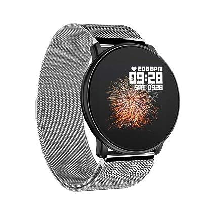 Amazon.com: Yellsong SmartWatch,Q88 Smart Watch Heart Rate ...
