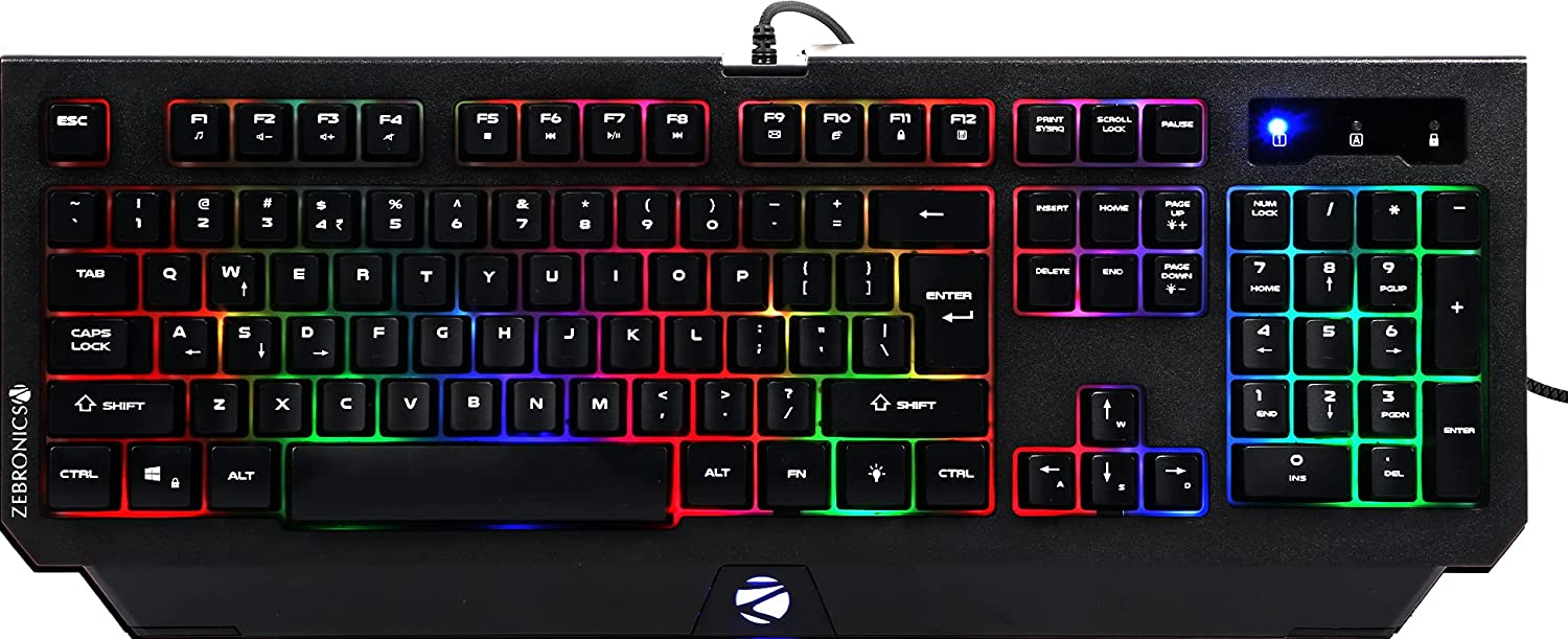 10 Best Budget Keyboard For Gaming in India 2021
